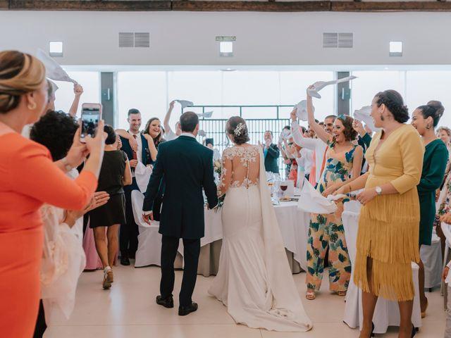 La boda de Francisco y Gwendolyne en Olula Del Rio, Almería 70