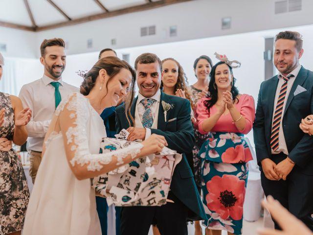 La boda de Francisco y Gwendolyne en Olula Del Rio, Almería 79