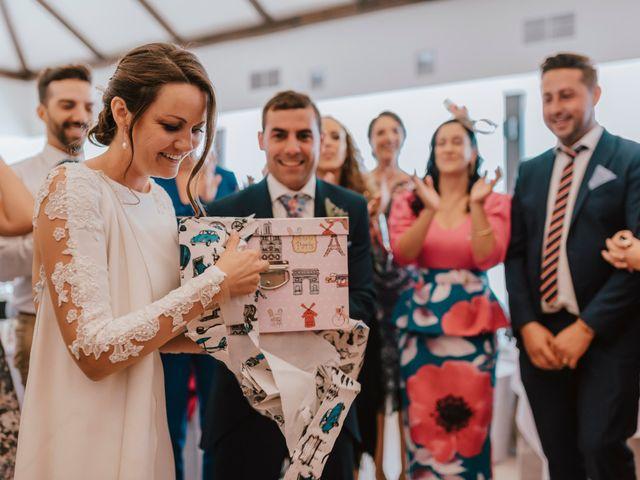 La boda de Francisco y Gwendolyne en Olula Del Rio, Almería 80