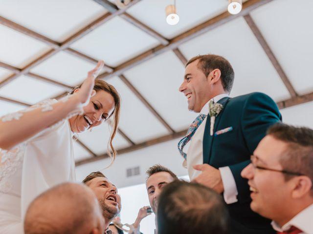 La boda de Francisco y Gwendolyne en Olula Del Rio, Almería 84