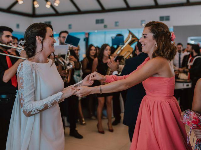 La boda de Francisco y Gwendolyne en Olula Del Rio, Almería 88