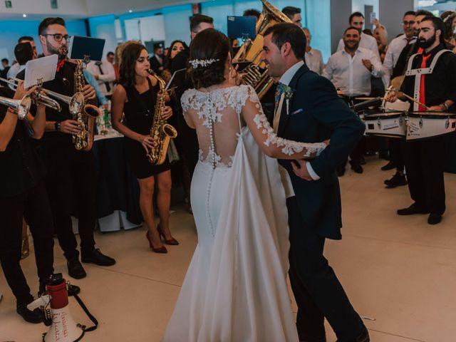 La boda de Francisco y Gwendolyne en Olula Del Rio, Almería 89