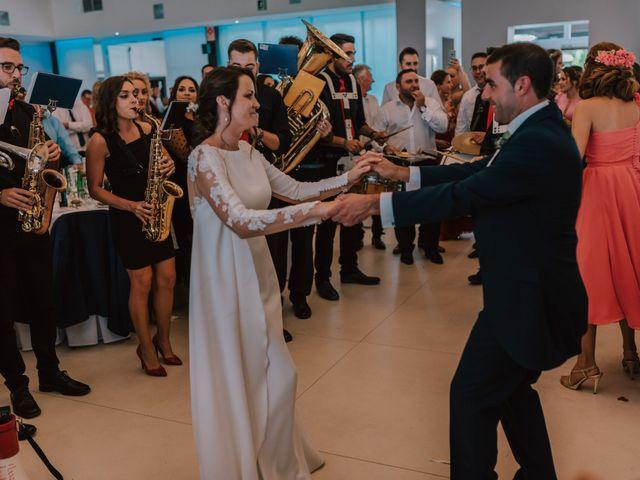 La boda de Francisco y Gwendolyne en Olula Del Rio, Almería 90