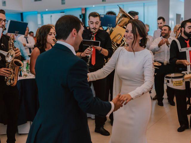 La boda de Francisco y Gwendolyne en Olula Del Rio, Almería 91