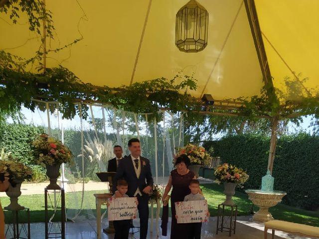 La boda de Carlos y Sandra en Granada, Granada 3