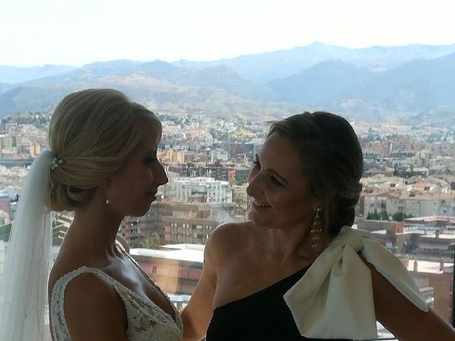 La boda de Carlos y Sandra en Granada, Granada 8