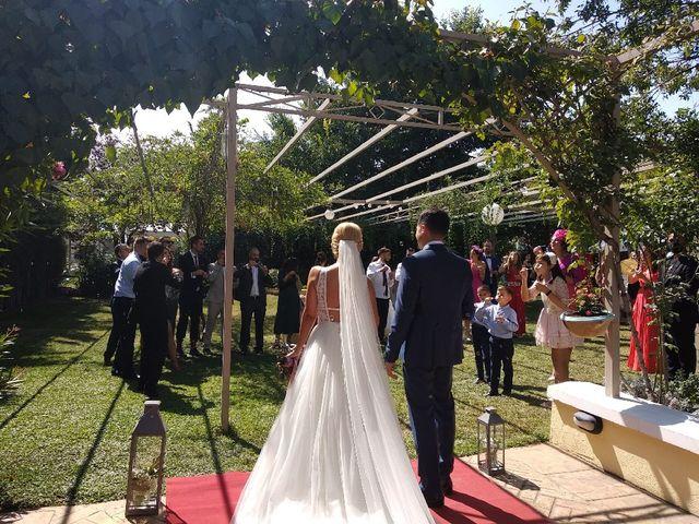 La boda de Carlos y Sandra en Granada, Granada 9
