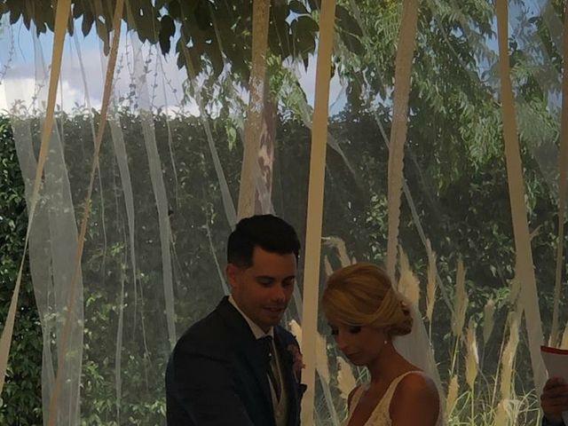 La boda de Carlos y Sandra en Granada, Granada 10