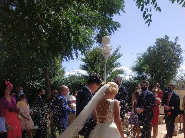 La boda de Carlos y Sandra en Granada, Granada 13