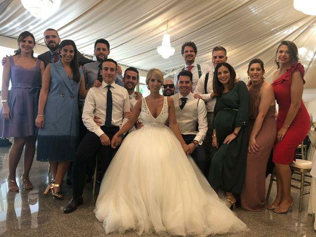 La boda de Carlos y Sandra en Granada, Granada 14