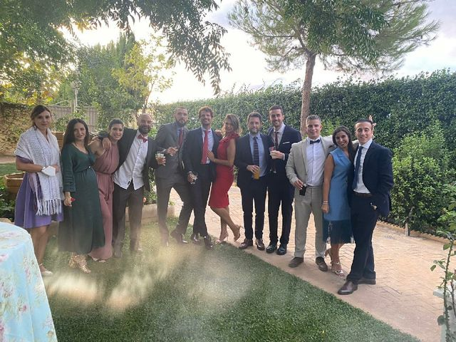 La boda de Carlos y Sandra en Granada, Granada 20