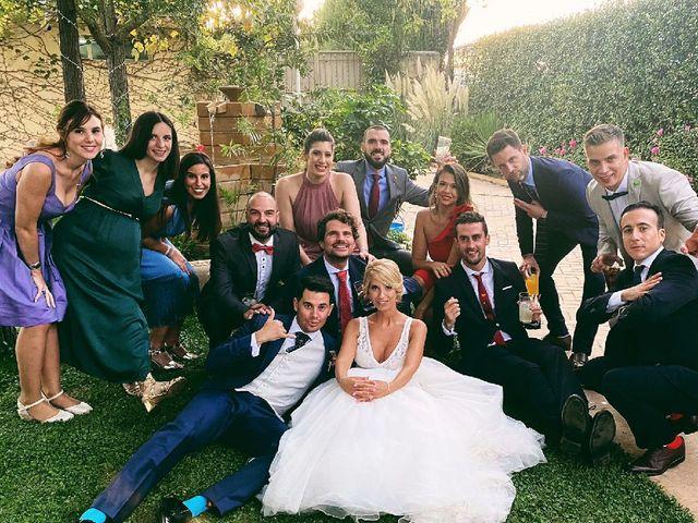 La boda de Carlos y Sandra en Granada, Granada 23