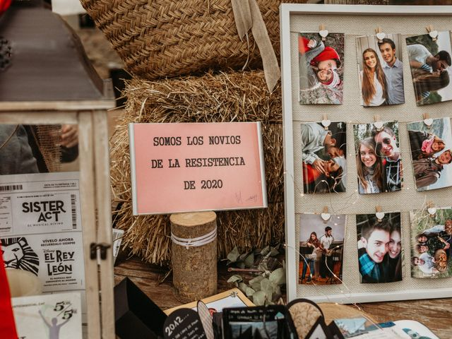 La boda de Joan M. y Rut en Canet D'adri, Girona 2