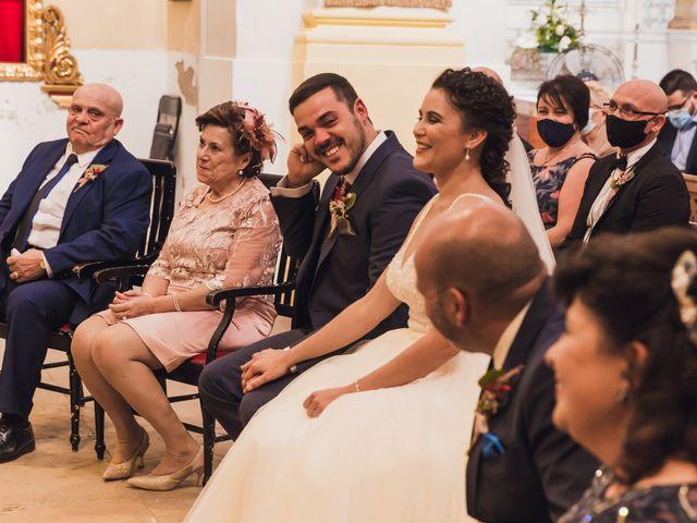 La boda de Juan Carlos y Laura en Mutxamel, Alicante 23
