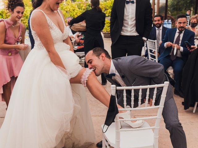 La boda de Juan Carlos y Laura en Mutxamel, Alicante 45