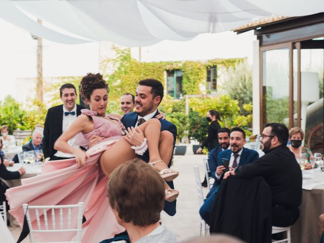 La boda de Juan Carlos y Laura en Mutxamel, Alicante 47