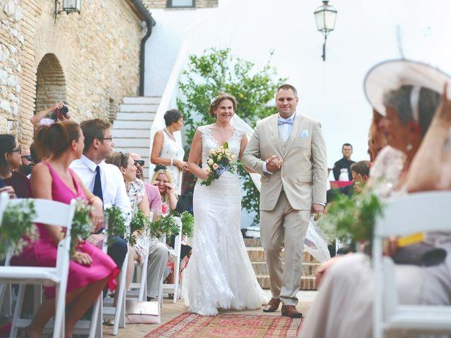 La boda de Joe y Anna en Arcos De La Frontera, Cádiz 12