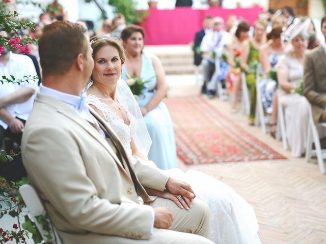 La boda de Joe y Anna en Arcos De La Frontera, Cádiz 16