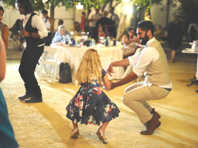 La boda de Joe y Anna en Arcos De La Frontera, Cádiz 33