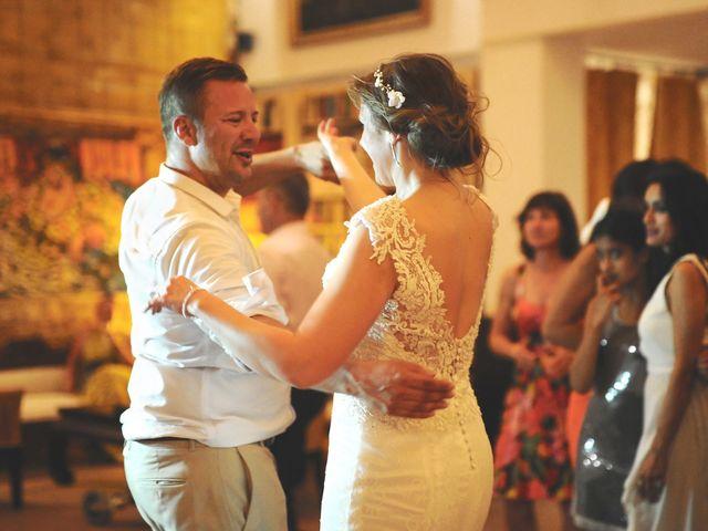 La boda de Joe y Anna en Arcos De La Frontera, Cádiz 36