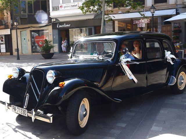 La boda de Joan Guillem y Victòria en Manacor, Islas Baleares 19