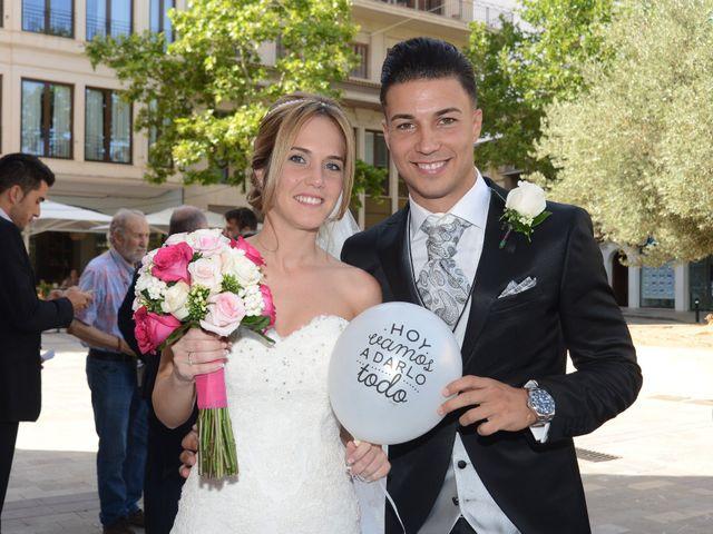 La boda de Joan Guillem y Victòria en Manacor, Islas Baleares 20