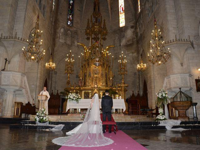 La boda de Joan Guillem y Victòria en Manacor, Islas Baleares 24