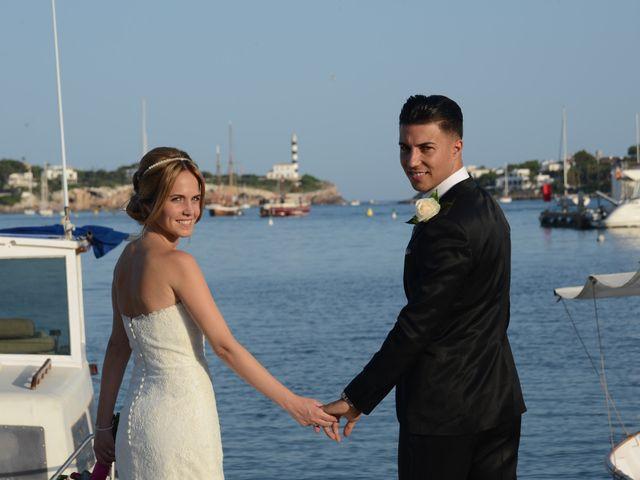 La boda de Joan Guillem y Victòria en Manacor, Islas Baleares 27