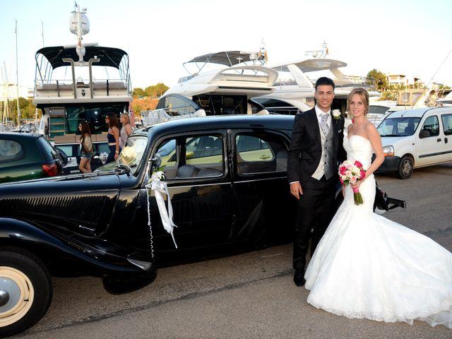 La boda de Joan Guillem y Victòria en Manacor, Islas Baleares 28