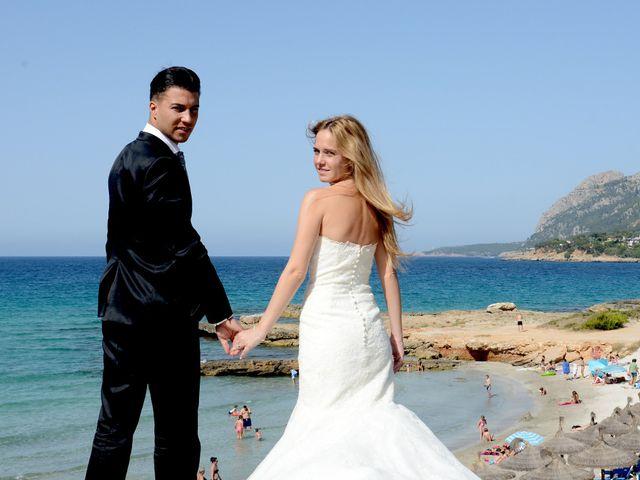 La boda de Joan Guillem y Victòria en Manacor, Islas Baleares 38
