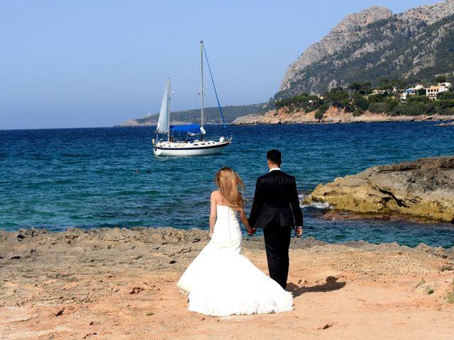 La boda de Joan Guillem y Victòria en Manacor, Islas Baleares 39