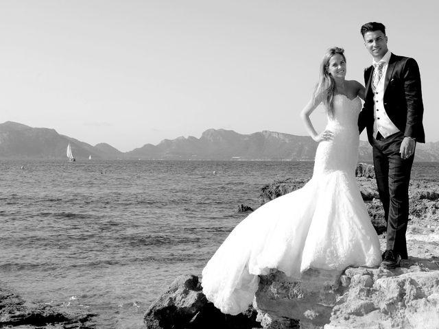 La boda de Joan Guillem y Victòria en Manacor, Islas Baleares 40
