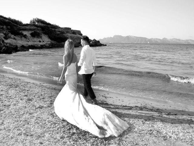 La boda de Joan Guillem y Victòria en Manacor, Islas Baleares 42