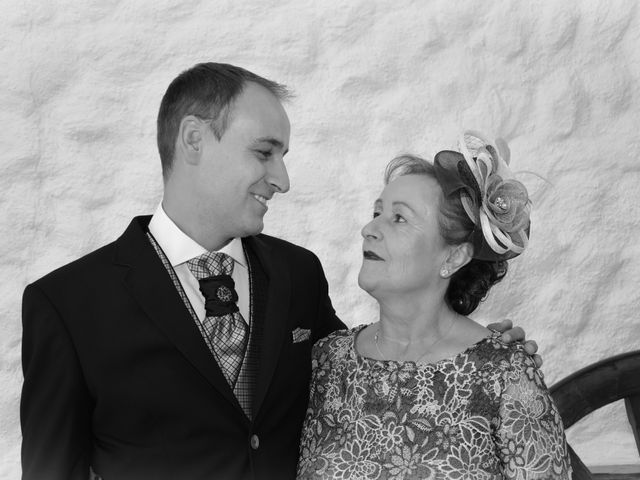 La boda de Francisco y Mari Cruz en Murtas, Granada 4