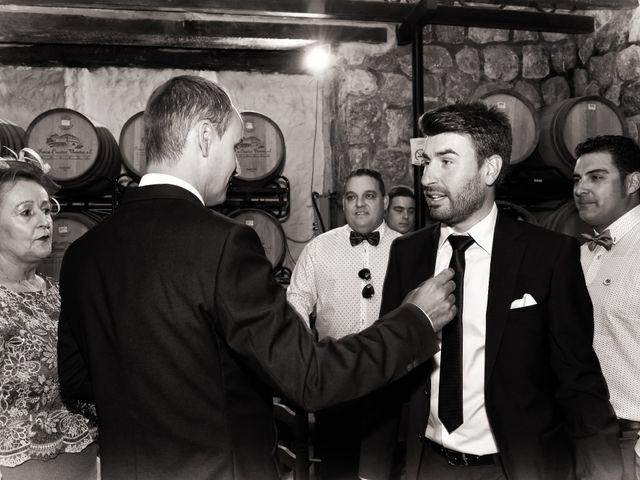 La boda de Francisco y Mari Cruz en Murtas, Granada 5
