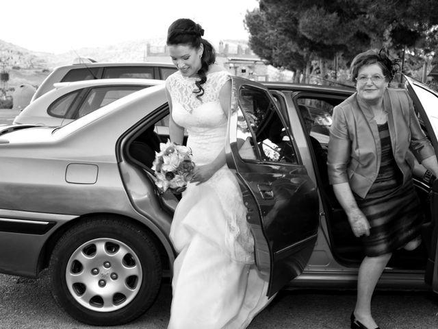 La boda de Francisco y Mari Cruz en Murtas, Granada 6