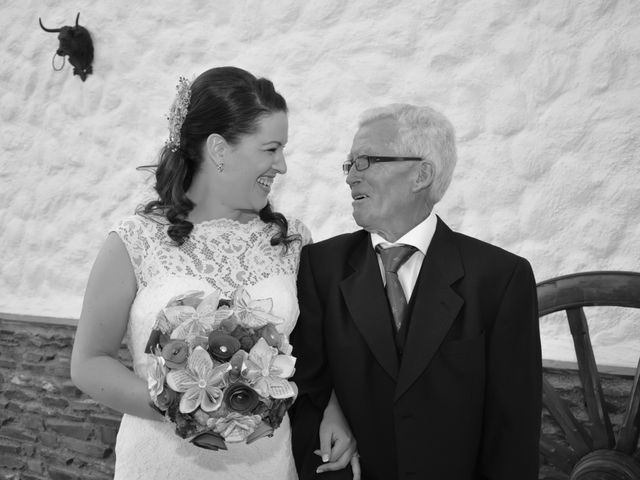La boda de Francisco y Mari Cruz en Murtas, Granada 7