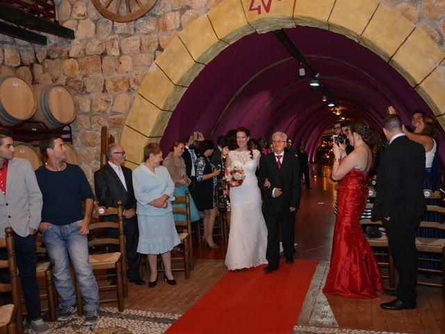 La boda de Francisco y Mari Cruz en Murtas, Granada 9