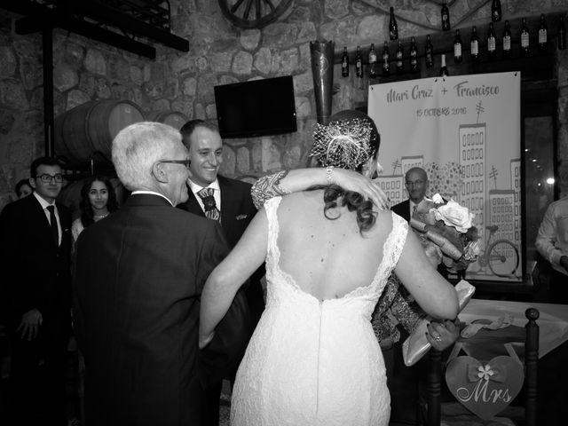 La boda de Francisco y Mari Cruz en Murtas, Granada 10