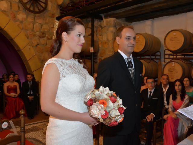 La boda de Francisco y Mari Cruz en Murtas, Granada 13