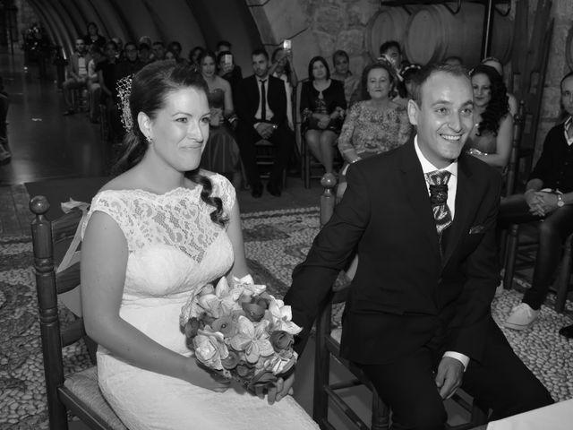 La boda de Francisco y Mari Cruz en Murtas, Granada 15