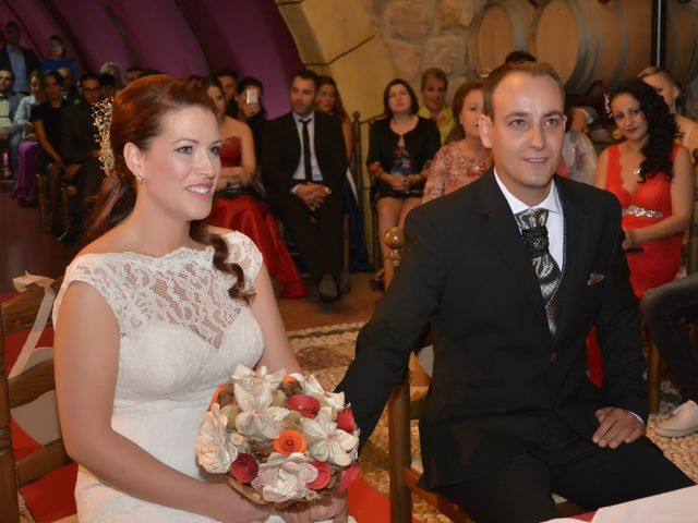 La boda de Francisco y Mari Cruz en Murtas, Granada 16