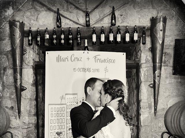 La boda de Francisco y Mari Cruz en Murtas, Granada 18