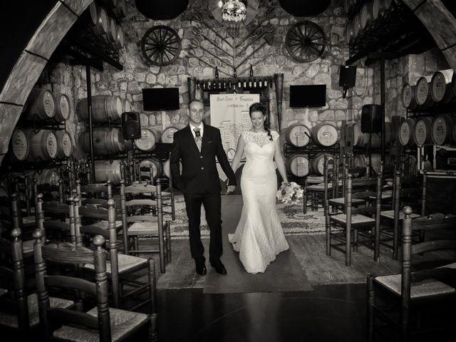 La boda de Francisco y Mari Cruz en Murtas, Granada 19