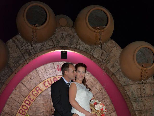 La boda de Francisco y Mari Cruz en Murtas, Granada 22