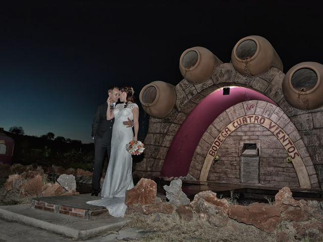 La boda de Francisco y Mari Cruz en Murtas, Granada 1