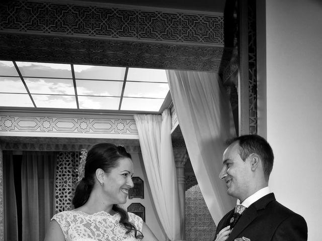 La boda de Francisco y Mari Cruz en Murtas, Granada 28