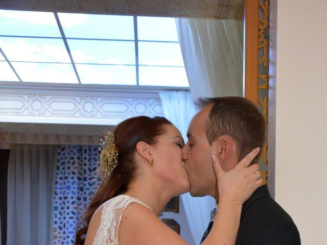 La boda de Francisco y Mari Cruz en Murtas, Granada 29