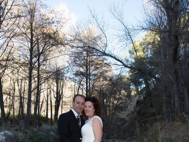 La boda de Francisco y Mari Cruz en Murtas, Granada 40