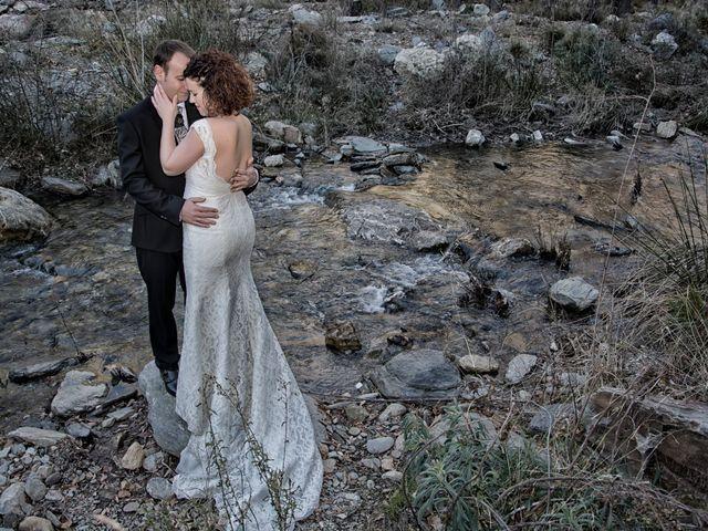 La boda de Francisco y Mari Cruz en Murtas, Granada 2